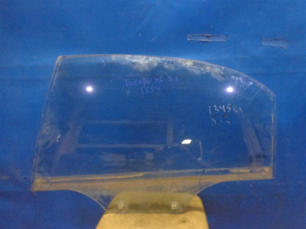 Стекло двери Chevrolet Lacetti J200 2003 заднее левое (б/у)