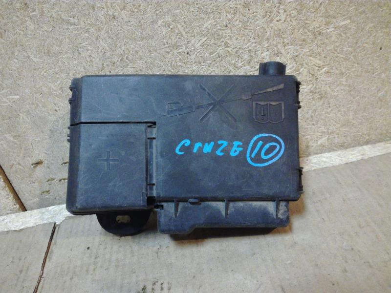 Блок предохранителей Chevrolet Cruze J305 2009 (б/у)