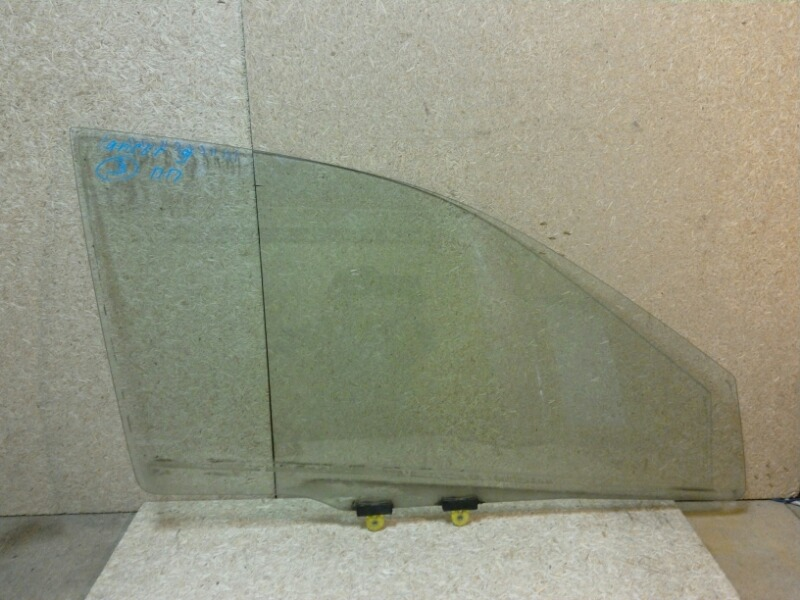 Стекло двери Mitsubishi Lancer 9 CS3A 2003 переднее правое (б/у)