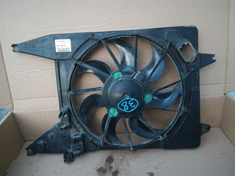 Вентилятор радиатора Renault Sandero BS11 2009 (б/у)