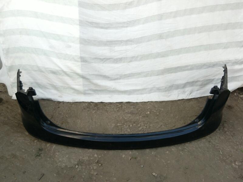 Бампер Hyundai Santa Fe DM 2012 задний (б/у)