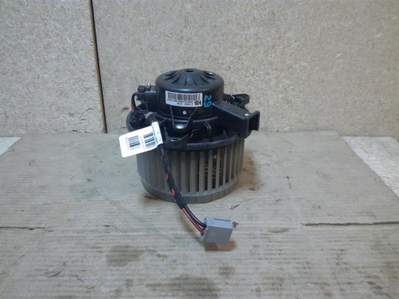 Моторчик печки (отопителя) Opel Insignia 0G-A 2008 (б/у)