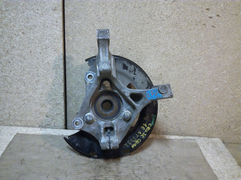 Кулак поворотный передний Chevrolet Cruze J300 2009 передний правый (б/у)
