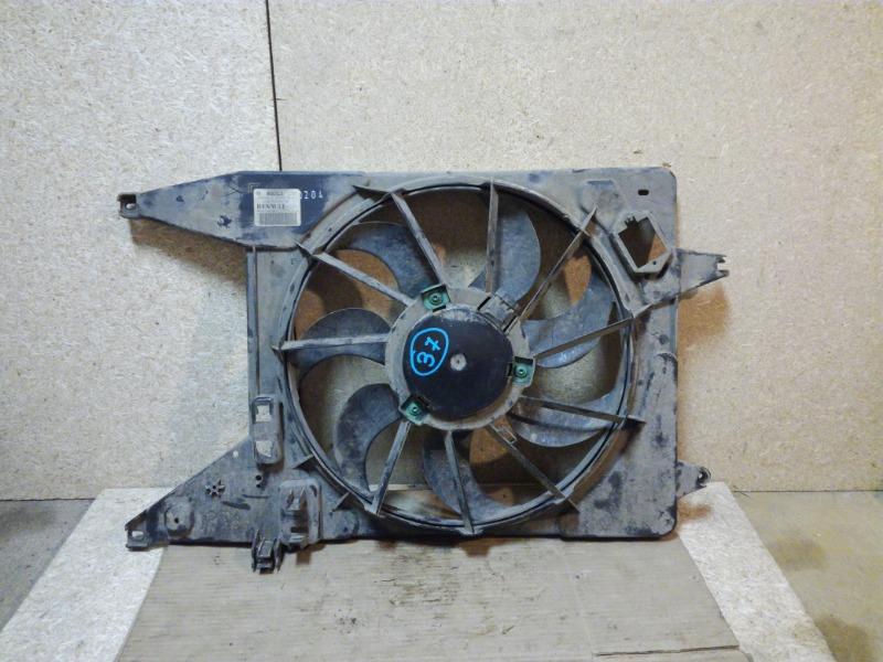 Вентилятор радиатора Renault Logan LS0G/LS12 2005 (б/у)