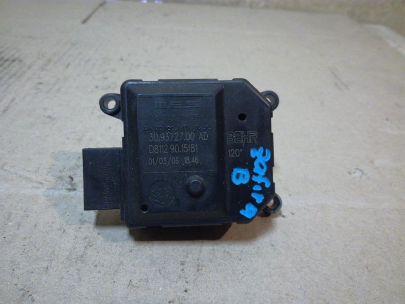 Моторчик заслонки отопителя Opel Zafira B A05 2005 (б/у)