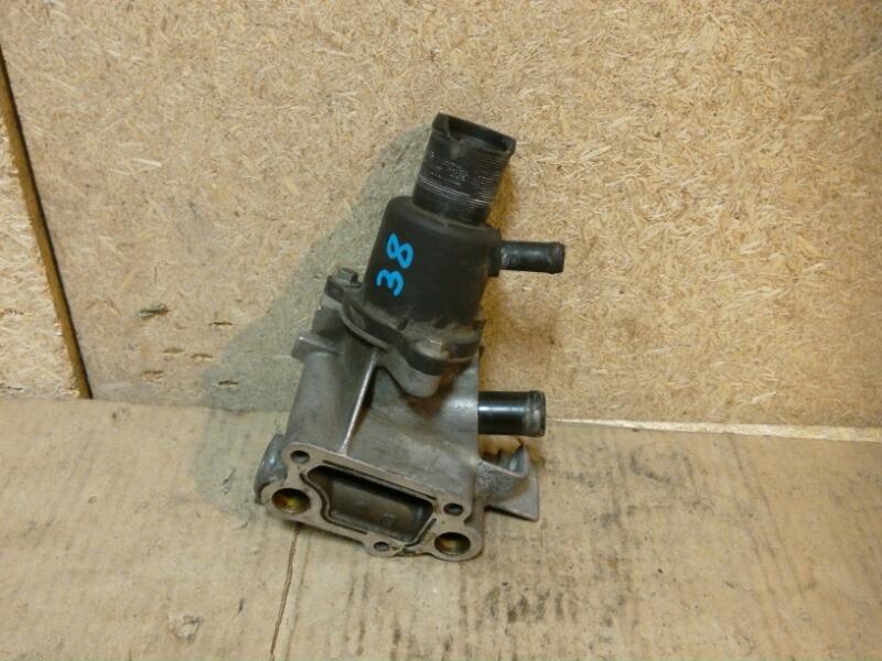Корпус термостата Renault Sandero BS11 2009 (б/у)