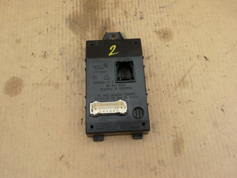 Блок комфорта Renault Sandero BS11 2009 (б/у)