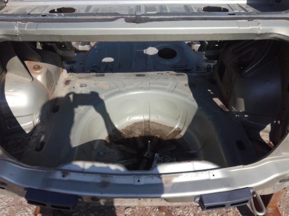 Ниша запасного колеса Renault Logan LS0G/LS12 2005 (б/у)