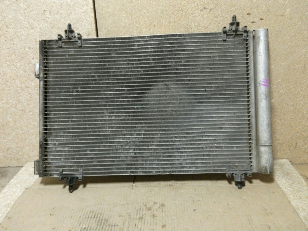 Радиатор кондиционера Peugeot 308 4A/C 2007 (б/у)