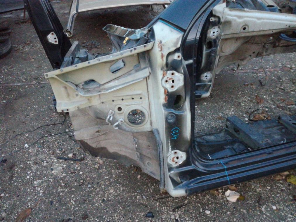 Стойка кузова Chevrolet Lacetti J200 2003 передняя левая (б/у)