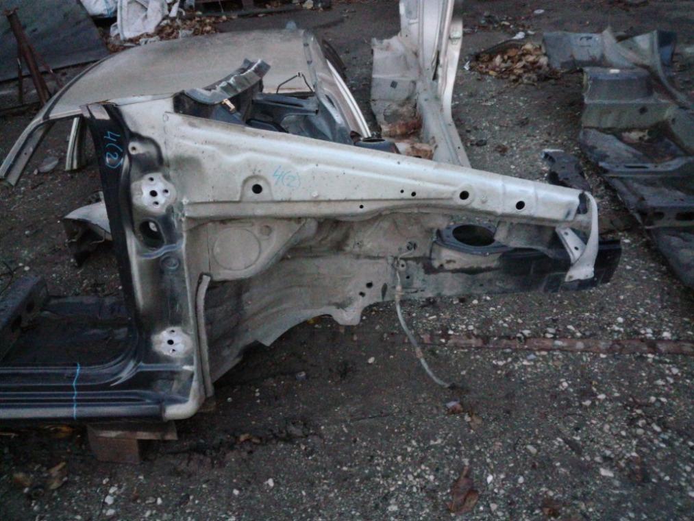 Лонжерон Chevrolet Lacetti J200 2003 передний правый (б/у)