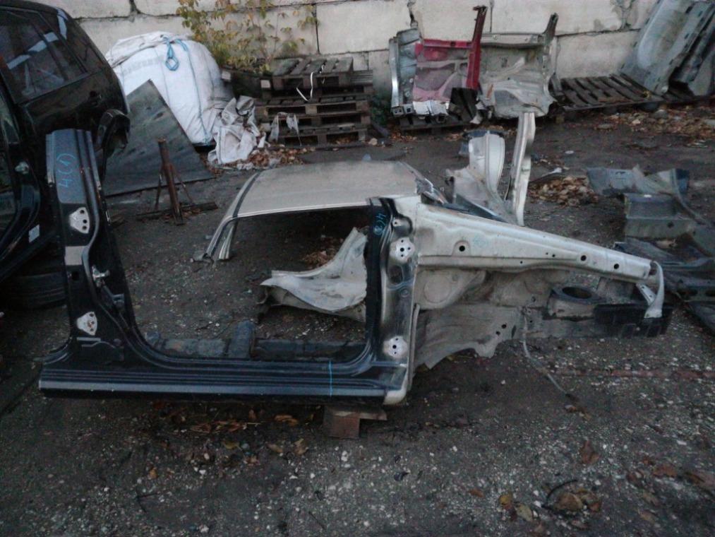 Боковина кузова Chevrolet Lacetti J200 2003 правая (б/у)
