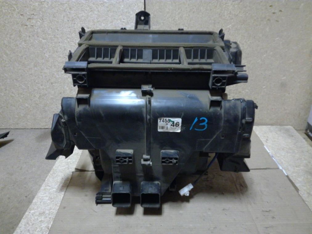Корпус печки (отопителя) Toyota Avensis ZZT251L 2003 (б/у)