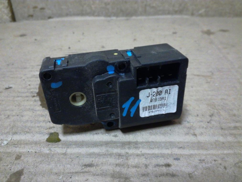 Моторчик заслонки отопителя Chevrolet Lacetti J200 2003 (б/у)