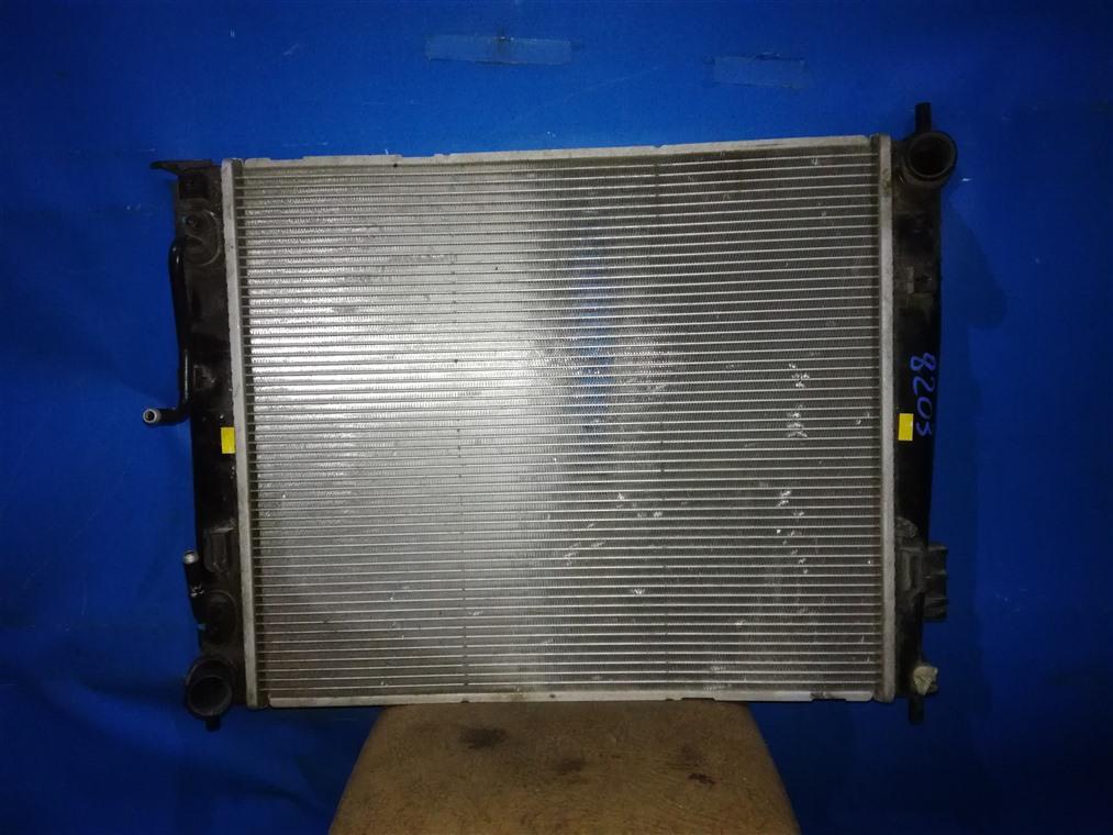 Радиатор охлаждения Kia Soul AM 2009 (б/у)