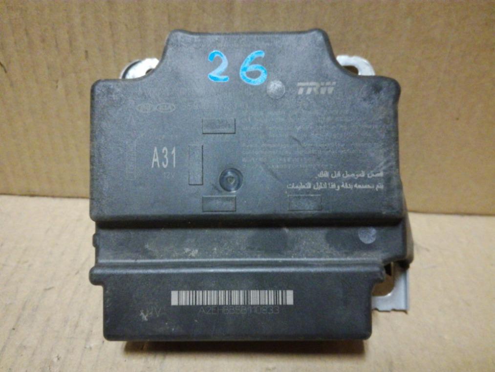 Блок управления air bag Kia Ceed JD 2012 (б/у)