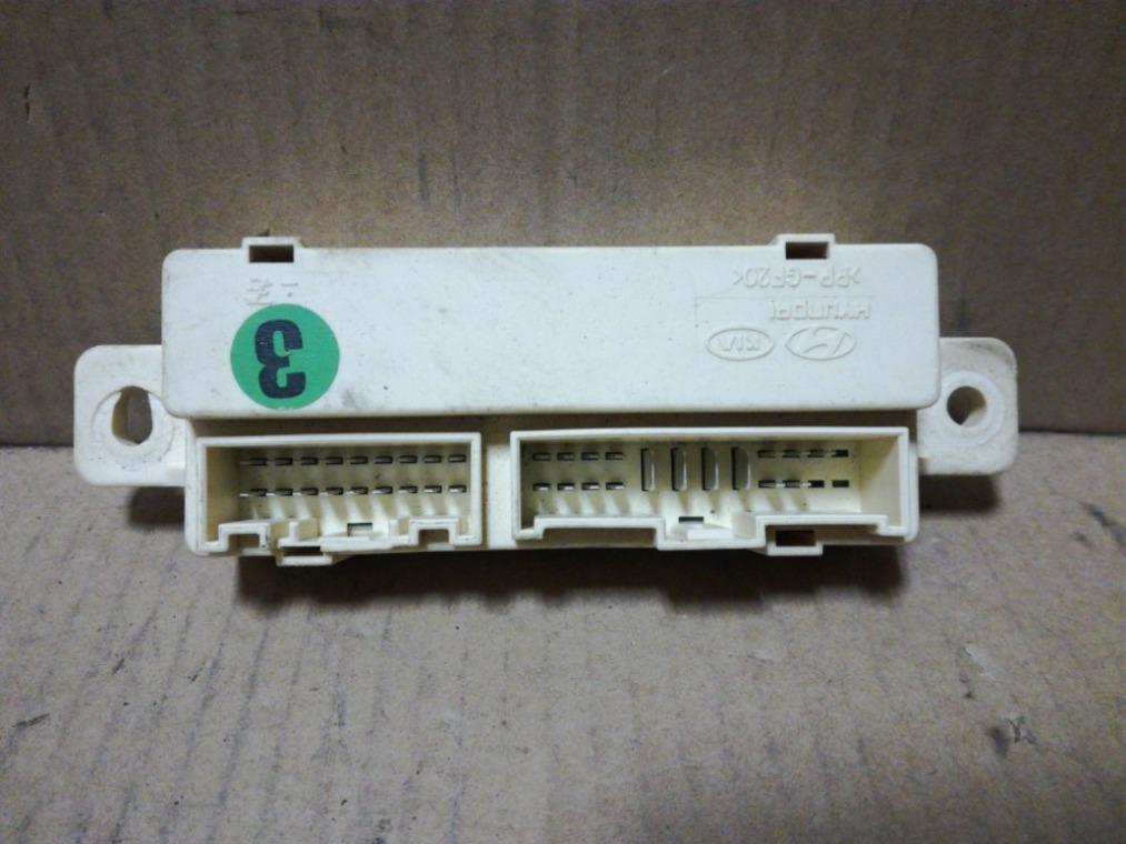 Блок электронный Kia Ceed JD 2012 (б/у)
