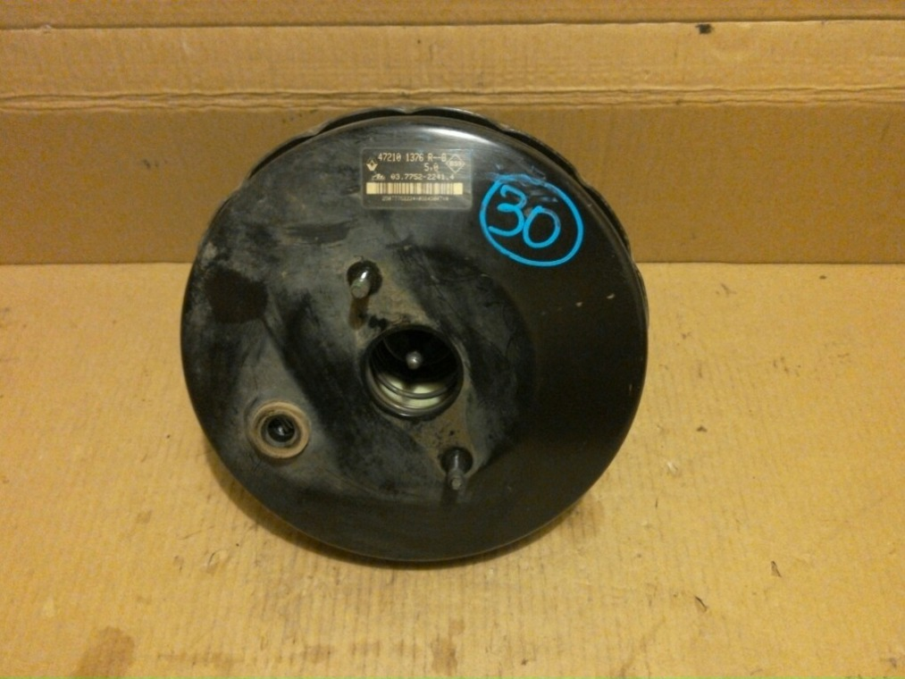 Вакуумный усилитель тормозов Nissan Almera G15 2013 (б/у)
