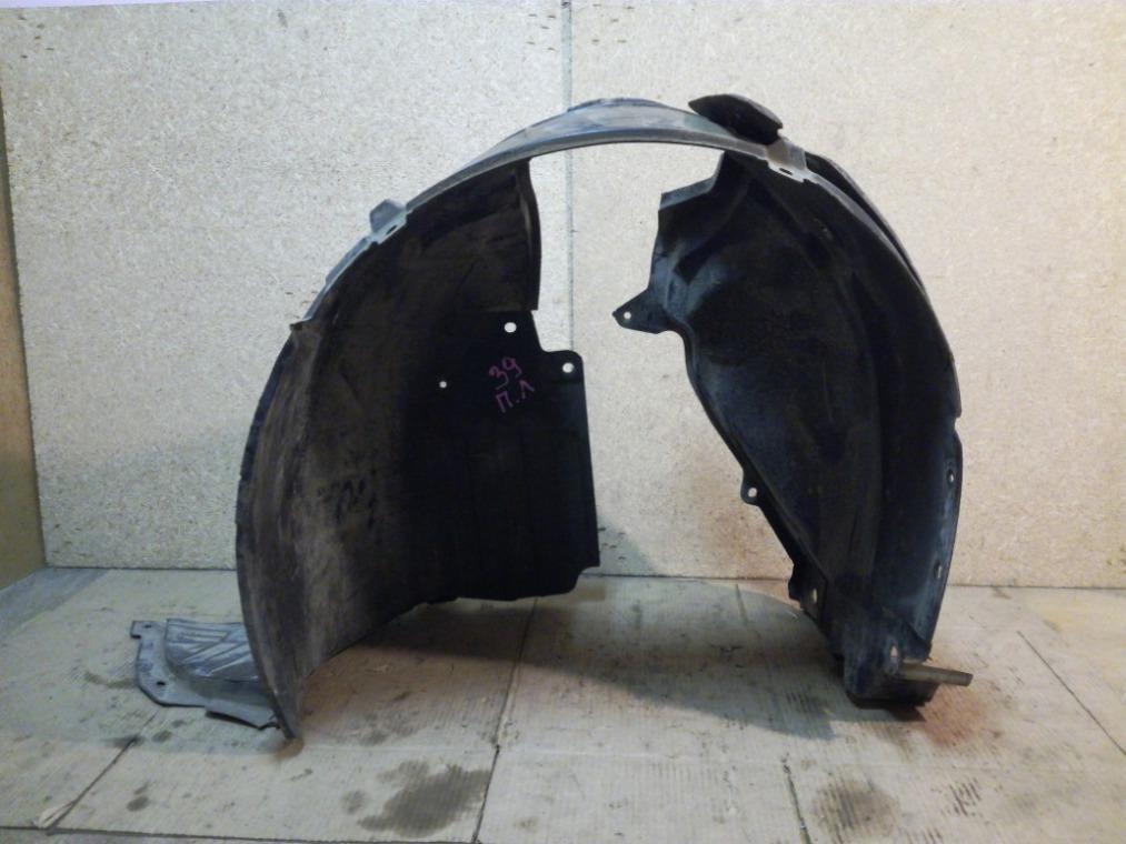 Подкрылок Nissan Tiida C11 2007 передний левый (б/у)