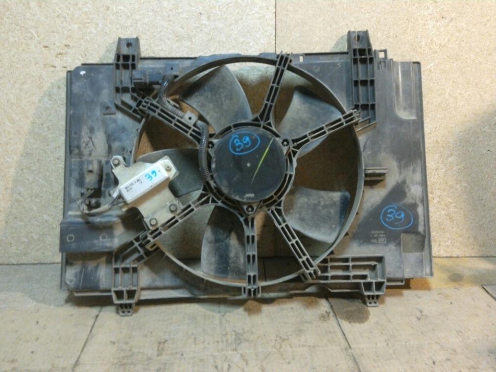 Вентилятор радиатора Nissan Tiida C11 2007 (б/у)