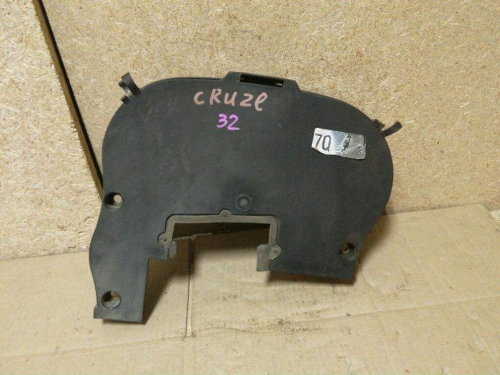 Кожух ремня грм Chevrolet Cruze J300 2009 верхний (б/у)