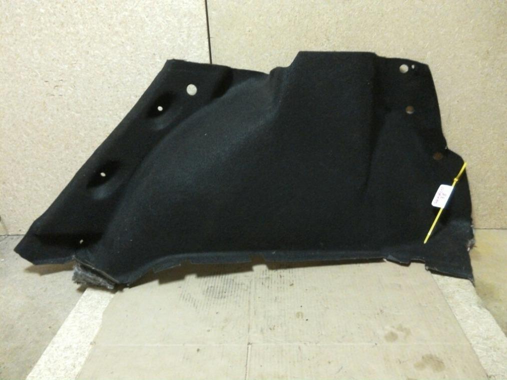 Обшивка багажника Renault Sandero BS11 2009 правая (б/у)