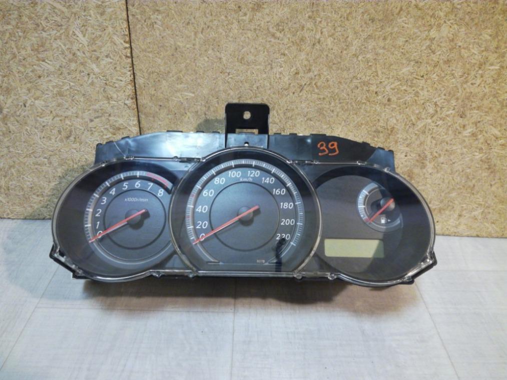 Панель приборов Nissan Tiida C11 2007 (б/у)