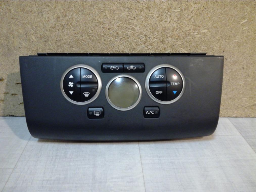 Блок управления отопителем Nissan Tiida C11 2007 (б/у)