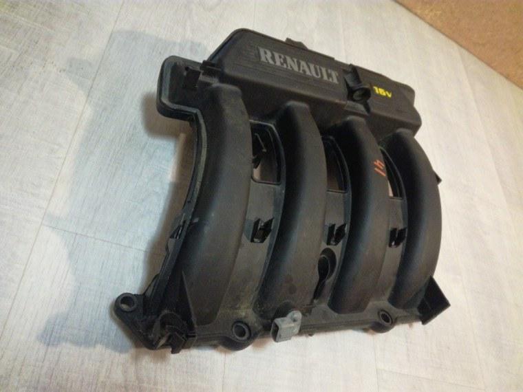 Коллектор впускной Renault Duster HSA 2012 (б/у)