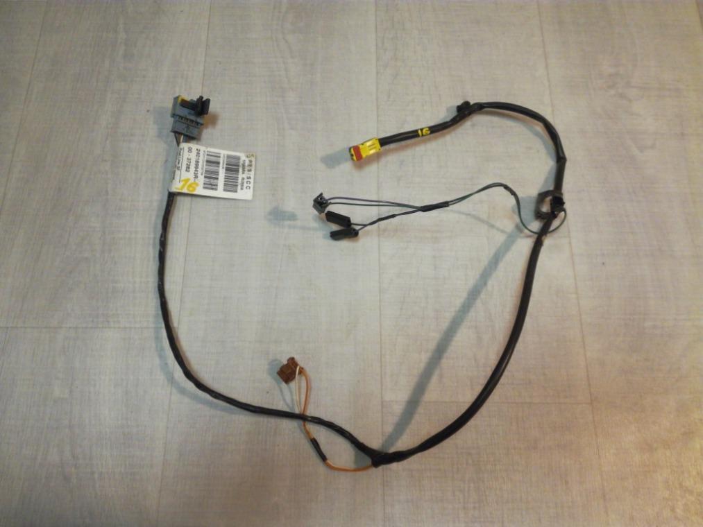 Проводка Renault Duster HSA 2012 (б/у)