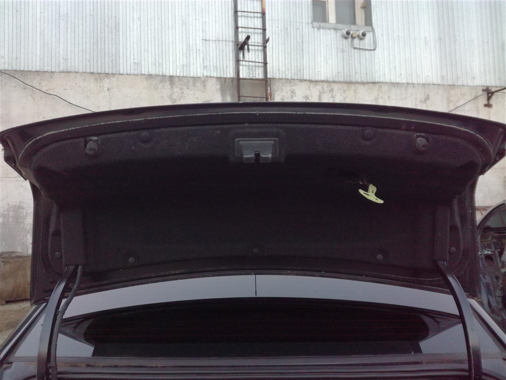 Обшивка крышки багажника Chevrolet Cruze J300 2009 (б/у)