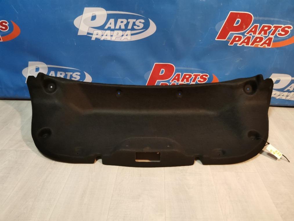 Обшивка крышки багажника Ford Focus 3 CB8 2011 (б/у)