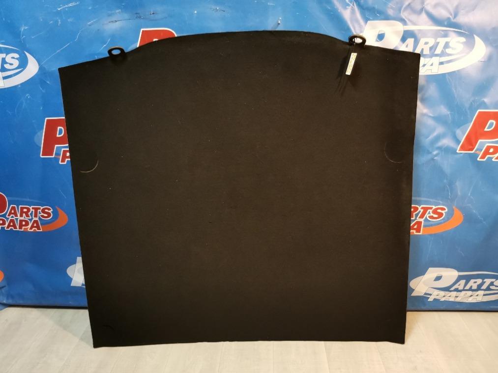Ковер (пол) багажника Ford Focus 3 CB8 2011 (б/у)