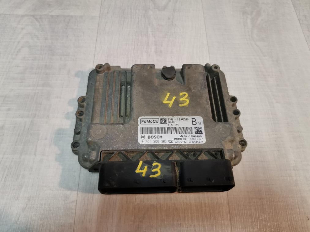 Блок управления двигателем Ford Focus 3 CB8 2011 (б/у)