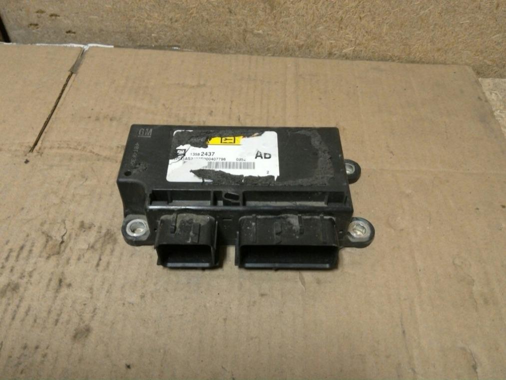Блок управления air bag Chevrolet Cruze J300 2009 (б/у)