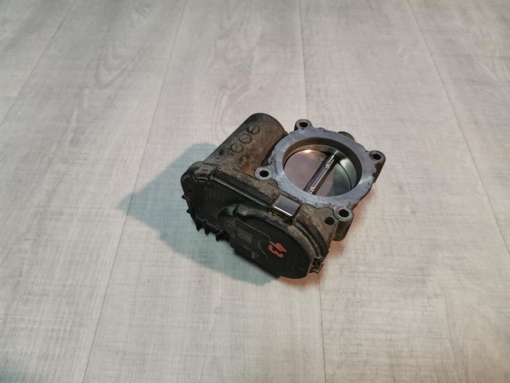 Заслонка дроссельная Ford Focus 3 CB8 2011 (б/у)