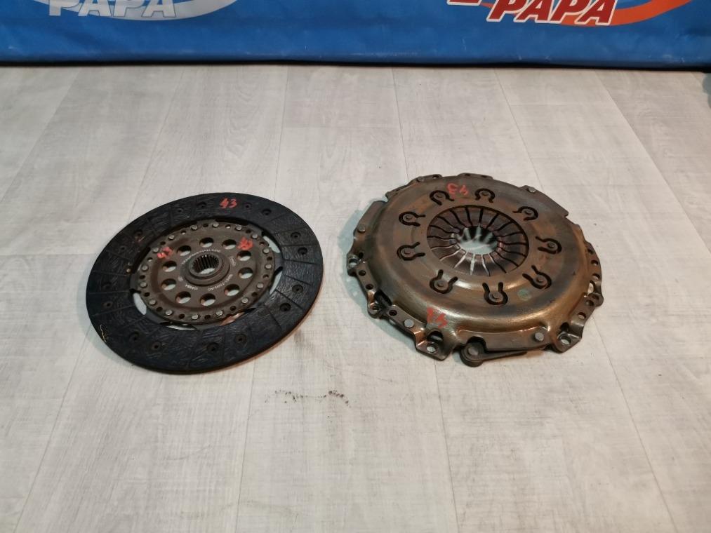 Сцепление комплект Ford Focus 3 CB8 2011 (б/у)