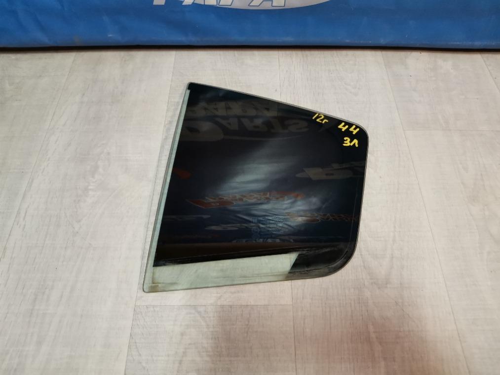 Стекло двери Chevrolet Cruze J300 2009 заднее левое (б/у)