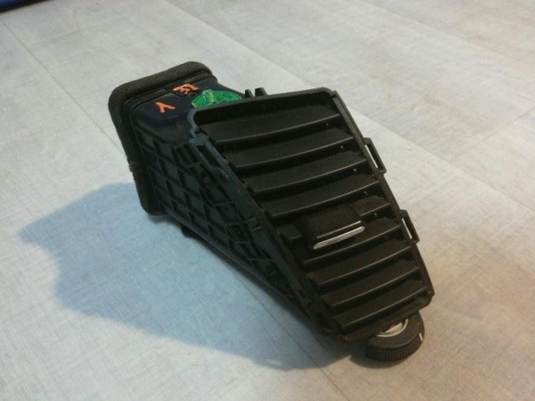 Дефлектор воздушный Chevrolet Cruze J300 2009 левый (б/у)