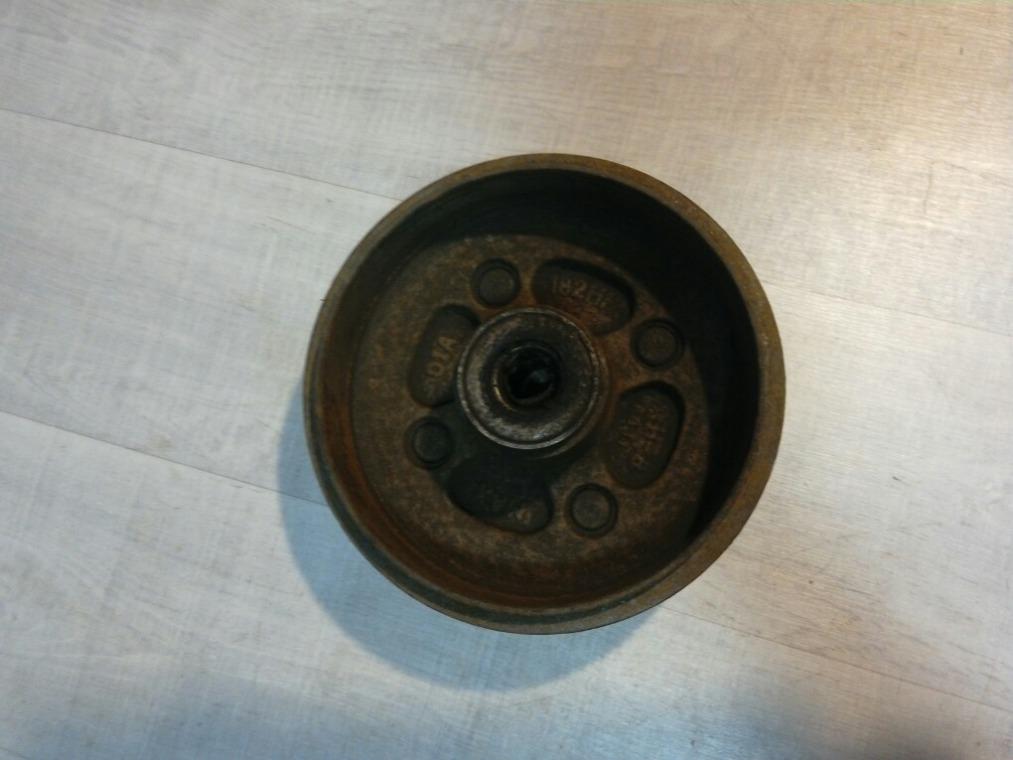 Барабан тормозной Daewoo Matiz KLYA 1998 (б/у)