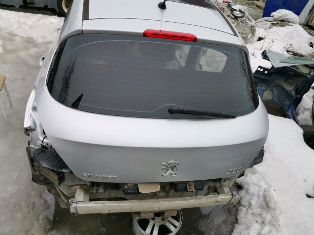 Дверь багажника Peugeot 308 4A/C 2007 (б/у)