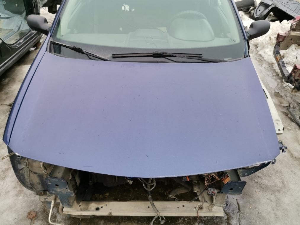 Капот Renault Megane 2 LM2Y 2003 (б/у)