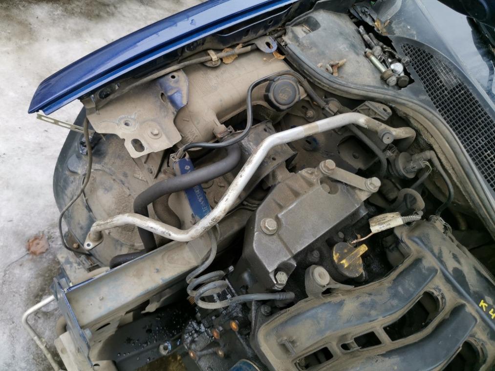 Трубка кондиционера Renault Megane 2 LM2Y 2003 (б/у)
