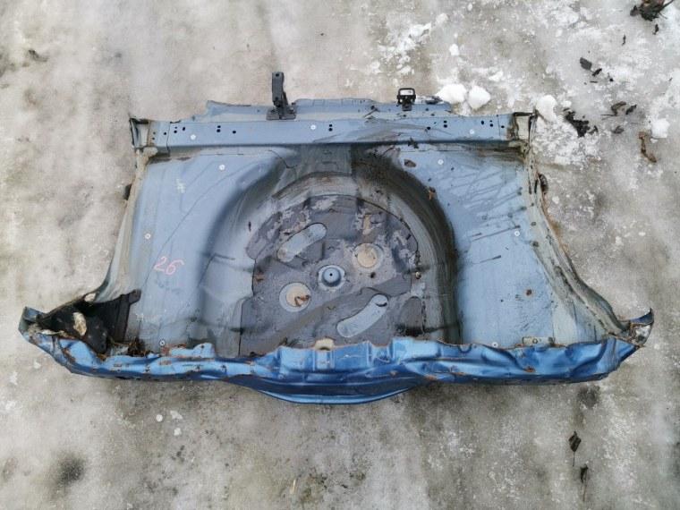 Ниша запасного колеса Kia Ceed JD 2012 (б/у)