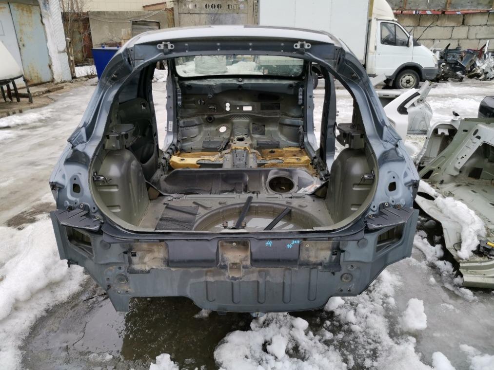 Задняя часть кузова Peugeot 308 4A/C 2007 (б/у)