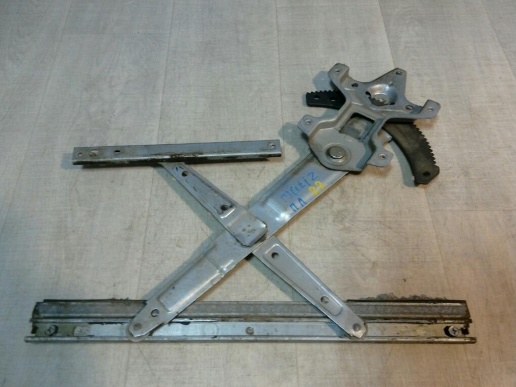 Стеклоподъемник Daewoo Matiz KLYA 1998 передний левый (б/у)
