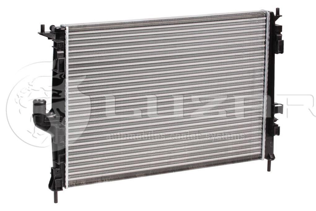 Радиатор охлаждения Renault Logan LS0G/LS12 2005