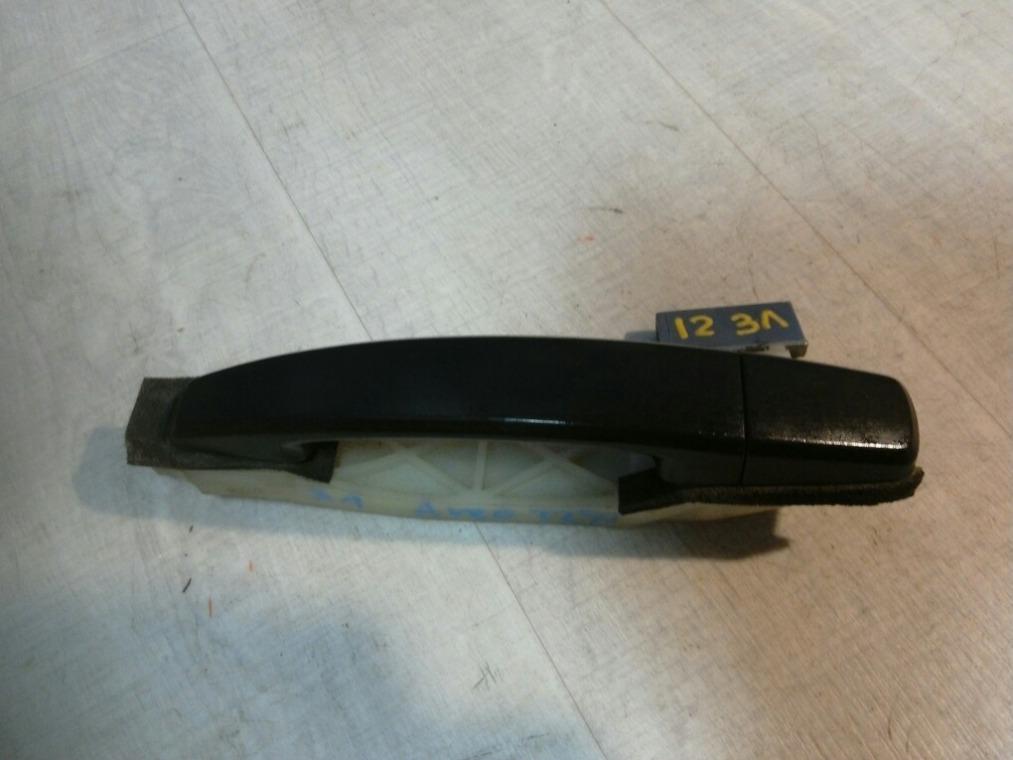 Ручка двери наружная Chevrolet Aveo T250 2005 задняя левая (б/у)