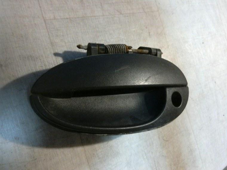 Ручка двери наружная Daewoo Matiz KLYA 1998 передняя левая (б/у)