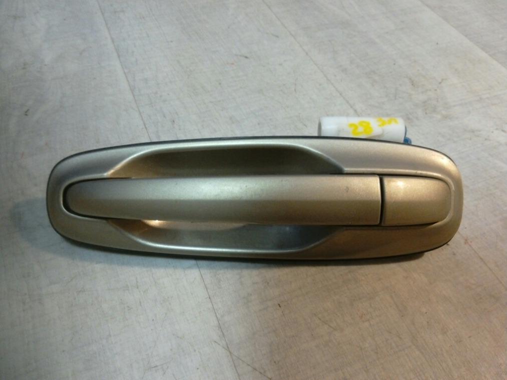 Ручка двери наружная Chevrolet Lacetti J200 2003 задняя левая (б/у)